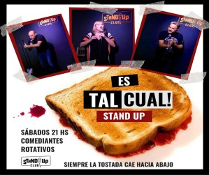 Es Tal Cual! Stand Up Cotidiano