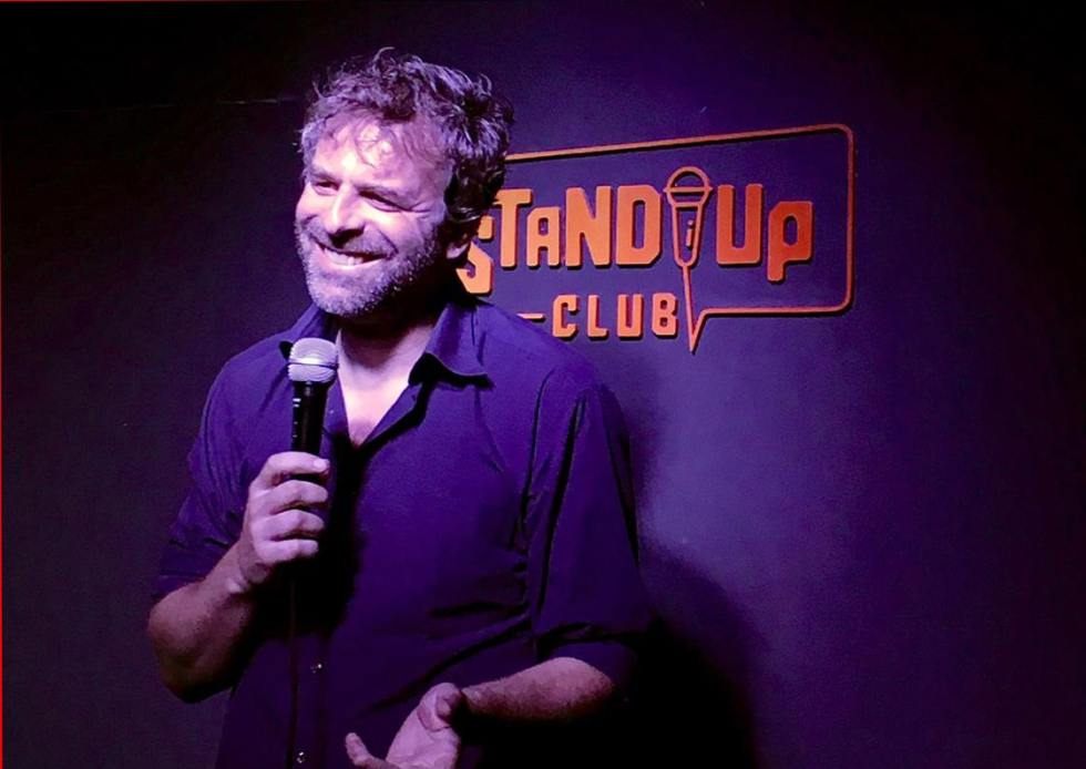 Kristof, profe de Stand Up