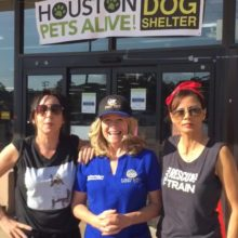 SUFP Donated $5000 to hurricane Harvey animals