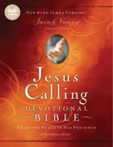 Jesus Callin Devotional Bible