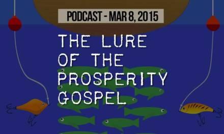 The Lure of the Prosperity Gospel