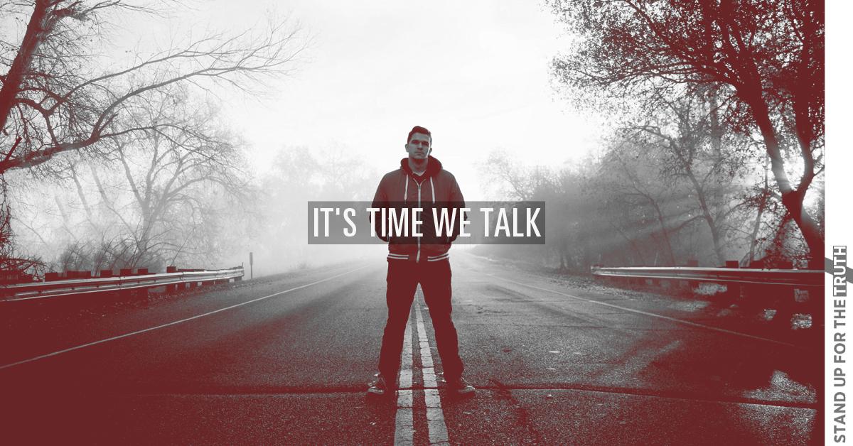 It's Time We Talk