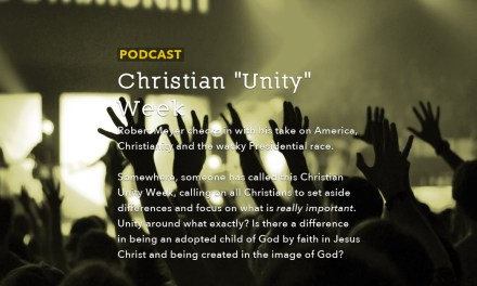 "Christian ""Unity"" Week"