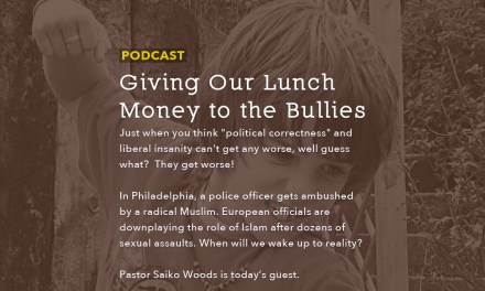Giving Our Lunch Money to the Bullies