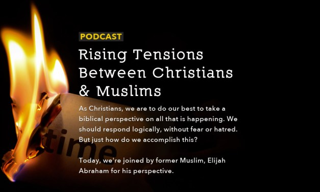 Rising Tensions Between Christians and Muslims