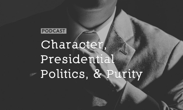 Character, Presidential Politics, and Purity
