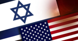 america-and-israel-flags