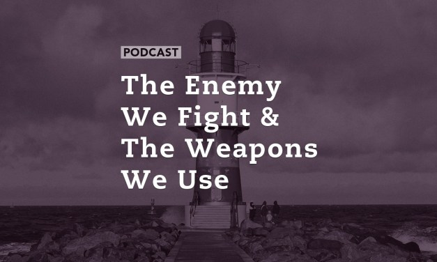 The Enemy We Fight and the Weapons We Use