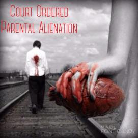 COURT ORDERED PARENTAL ALIENATION JUDGE MANNO-SCHURR -- 2015