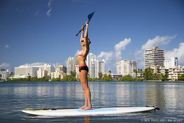 Sup Kneeling Lunge with a Twist 1