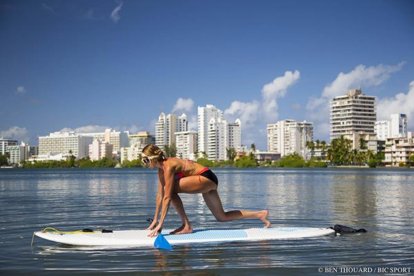 Sup Kneeling Lunge with a Twist 3