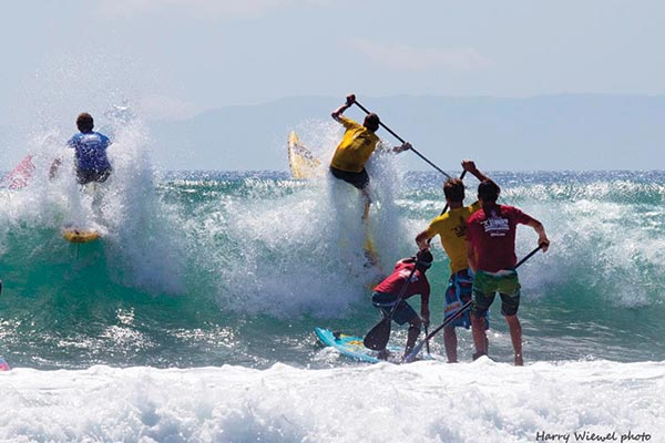 The US Triple Crown of Stand Up Paddling to close year