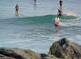 --dubock reporting from the Surftech Shootout in Santa Cruz California.