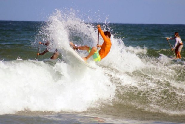 The 2nd half of Round 1 step up to be counted as progressive surfing scores big