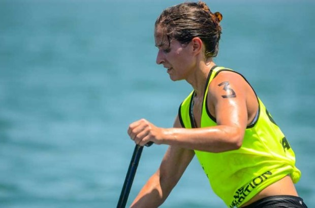 Josephine Schiebe won the women's 4.5-kilometer race  Alberto Font The Tico Times
