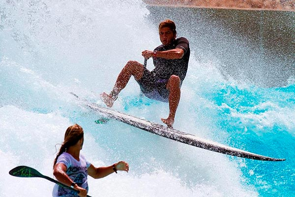 Key names to watch out for in the Surfing World Tour at Wadi Adventure