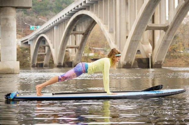 SUP Rolling Side Plank 2