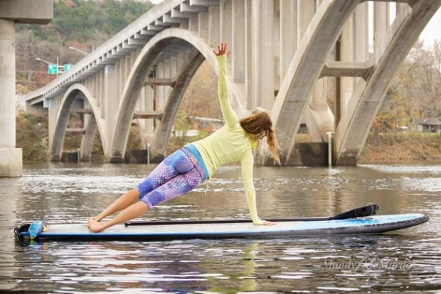 SUP Rolling Side Plank 3