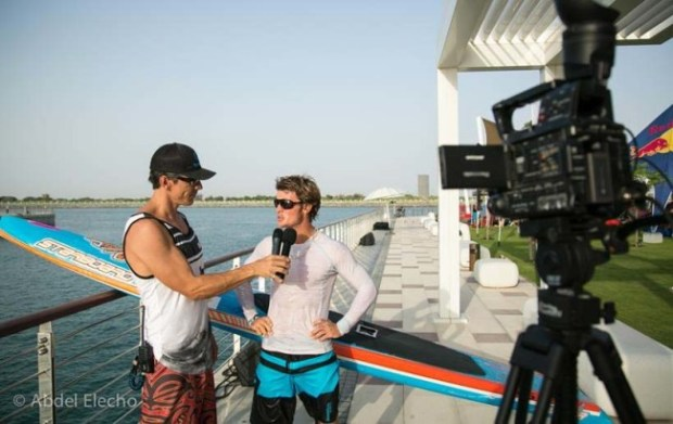 Zane Schweitzer posts an exceptional result here at the Abu Dhabi All Stars World Series