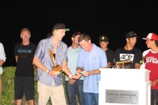 CONNOR BAXTER WINS THE ULTIMATE SUP SHOWDOWN 12