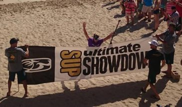 CONNOR BAXTER WINS THE ULTIMATE SUP SHOWDOWN 2