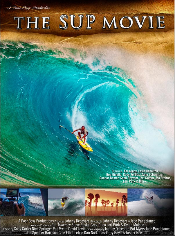 Join us for the Hawaii SUP Movie Premiere at Surfer the Bar