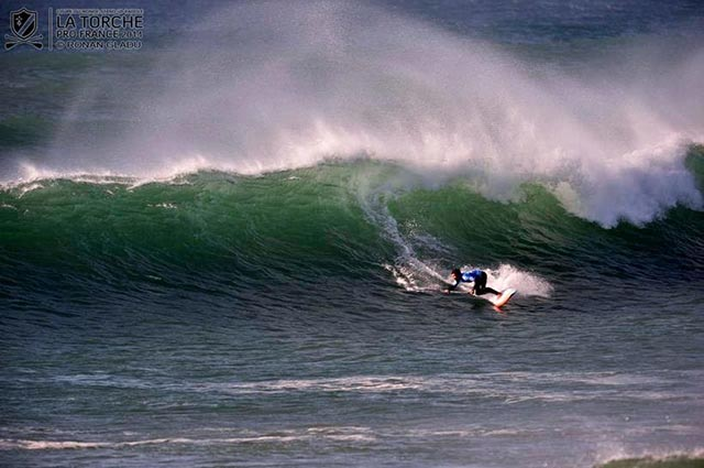 Poenaiki Raioha has a disappointing finish in La Torche, but finishes in 4th Overall