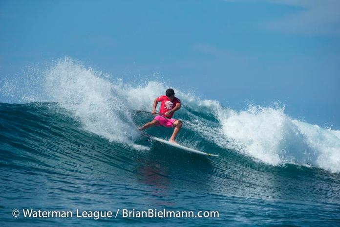North Shore local, Mo Freitas, finishes 3rd despite fracturing his pelvis just two weeks ago