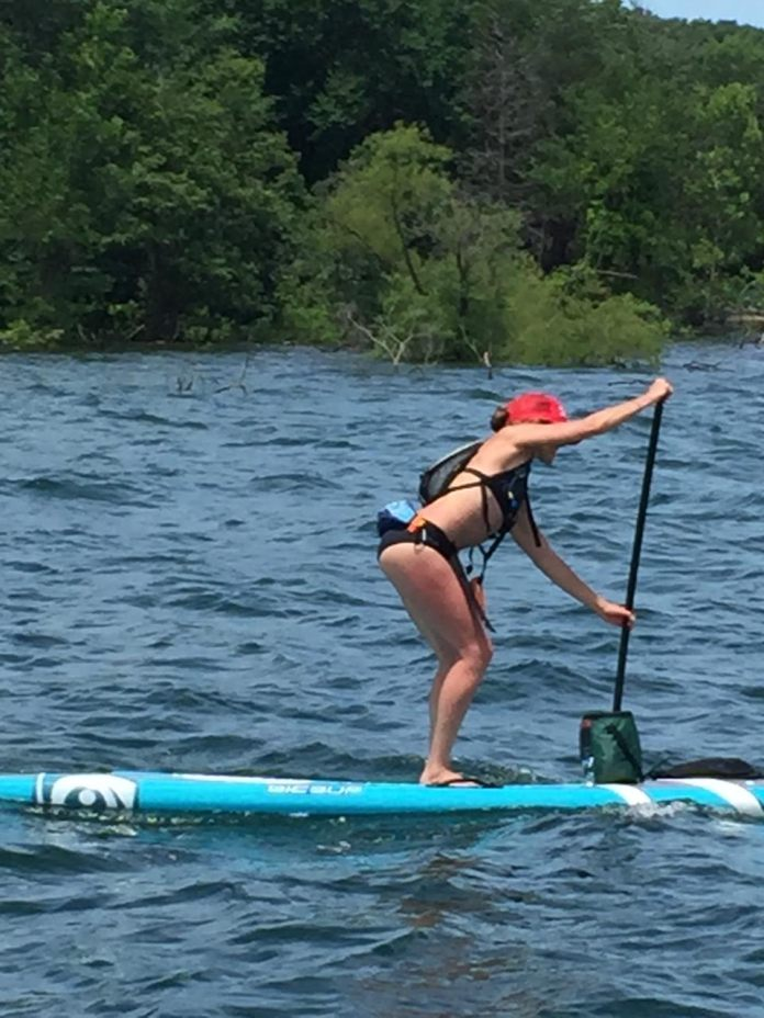 What a 40 Mile Paddle Teaches You 2