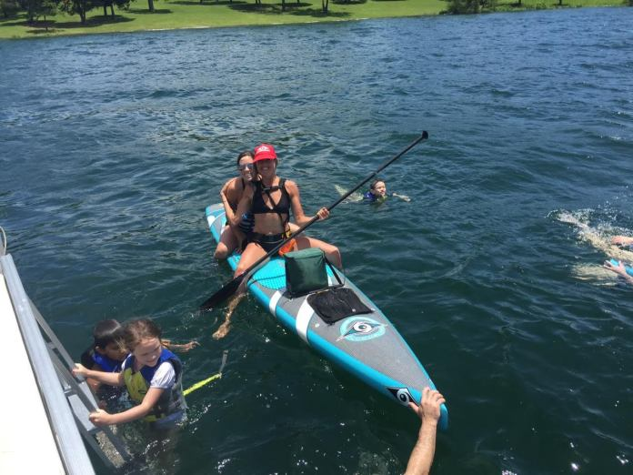 What a 40 Mile Paddle Teaches You 4