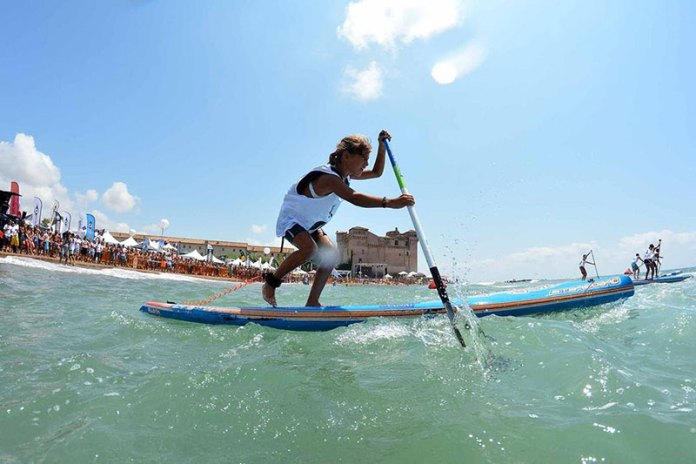 Youth and Women Racing celebrated with the open division as well as surf initiation and a phenomenal close to the European Cup