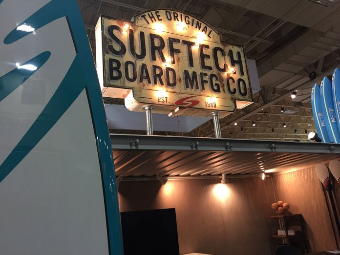 Surftech NSP Booth3
