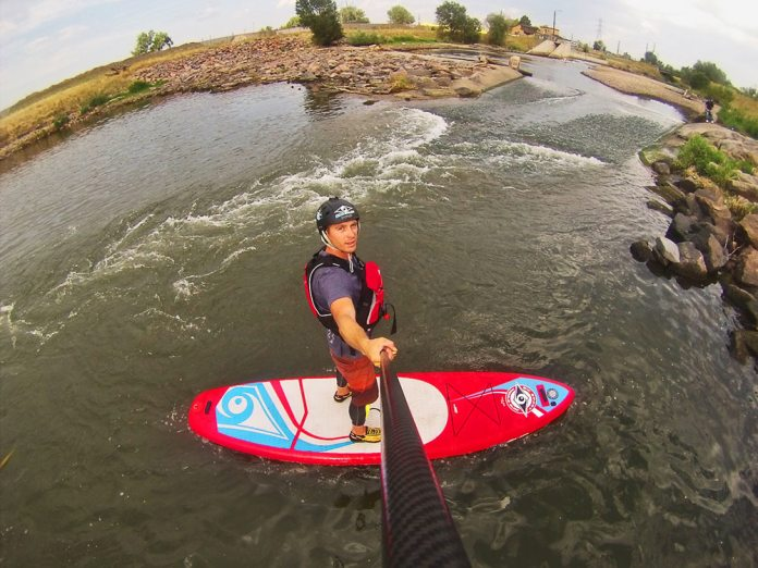 So you Want to be a river paddler 1