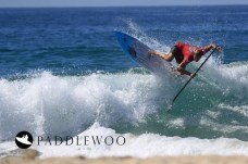 Justin Bing and Tom and Tarryn King on location from Huntington Beach during the World Tour event 1