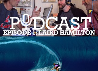 Laird Hamilton On His Hip Replacement, foil boarding and El Niño