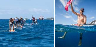 ISA World Championship in Fiji Awards First Gold Medals
