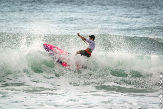 Max Torres, 14, punching through the competition to place 3rd in this year's CMC in Puerto Rico
