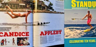 Candice Appleby 10 years a sport standup journal