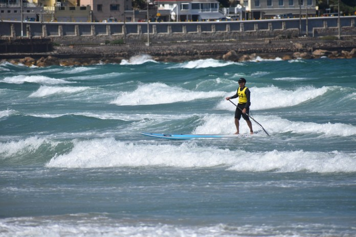 Justin Schaay Milnerton Downwind Run Cape Town South Africa