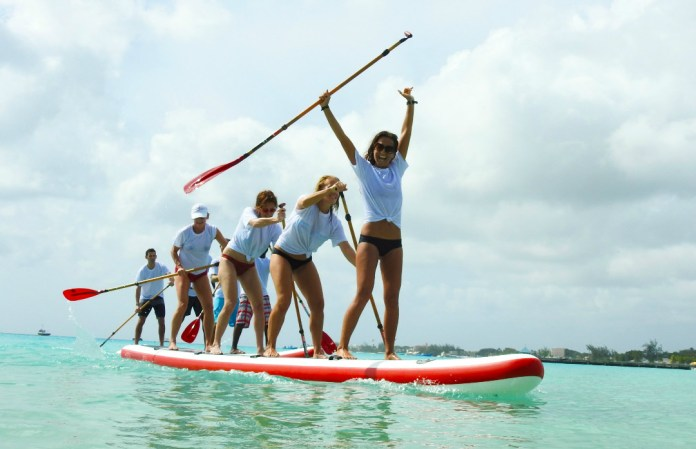 Red Paddle Co World Series Barbados