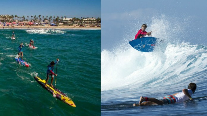 Surf or Canoe Federation the politics of sup