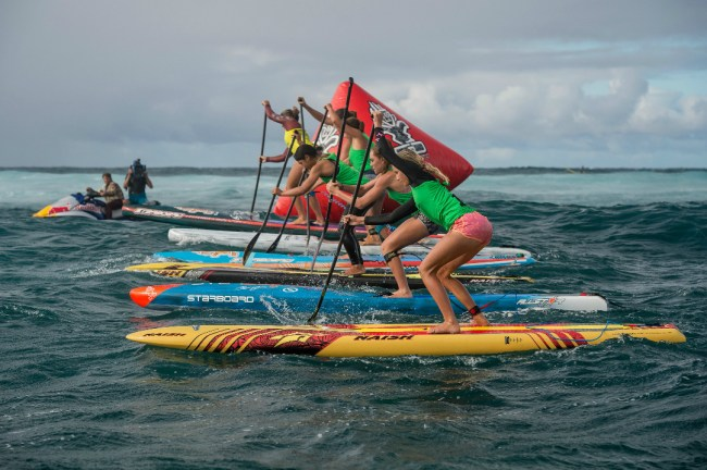 the politics of paddleboarding