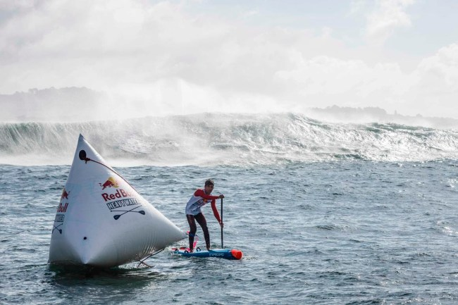 Ryan Funk Red Bull Heavy Water Starboard
