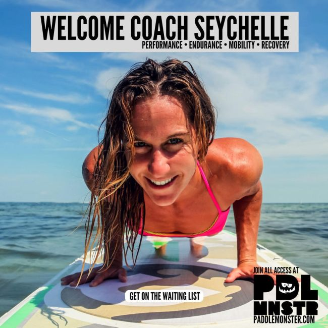 Seychelle Paddle Monster promo