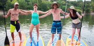 Glide SUP stand up paddle boards