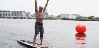 Winner Dean Randazzo Cancer Foundation Paddle for a Cause