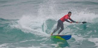 Pan Am Games SUP Surf Peru