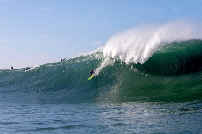 Mavericks Surf Awards Jeff Clark