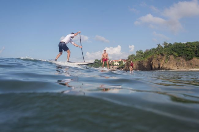 Genration xperiences sup surf mexico