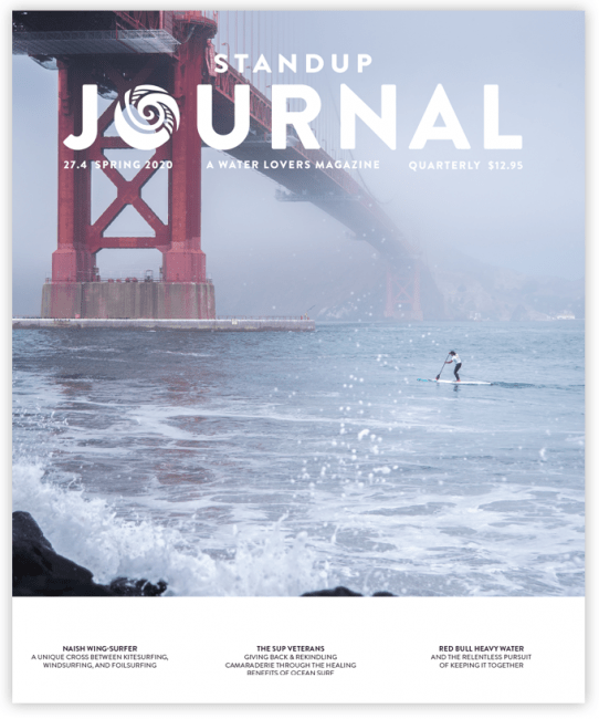 Spring 2020 Issue Standup Journal